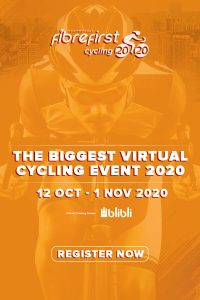DetoxMovement - FibreFirst Cycling 2020 - The Biggest Virtual Cycling Event 2020